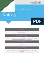 Proyecto Análisis de la información financiera (1)