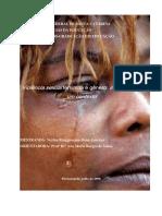Violência sexual feminina e gênero interfaces de um contexto