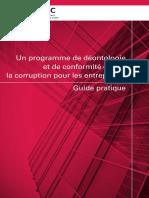guide anticorruption entreprise ONUDC