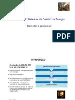 Sistema de Gestão de Energia 50001 - Conceitos e Casos Reais
