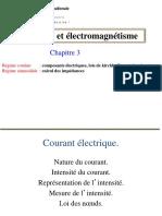 Cours 1 - théorèmes généraux - génie électrique