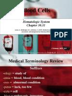 Hematology Ch 31