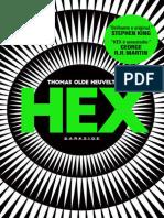 Hex - Thomas Olde Heuvelt