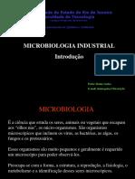Introdução à Microbiologia Industrial