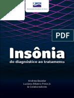 Consenso Insonia Sono Diagnostico Tratamento