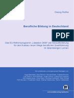 Berufliche Bildung in Deutschland