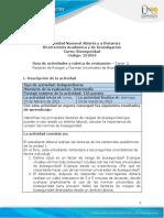 Guia de actividades y Rúbrica de evaluación - Tarea 2 - Factores de Riesgo y Normas Universales de Bioseguridad (1)