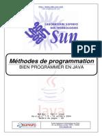 Cours Methodes de programmation