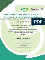 Desarrollo de un plan de aprovechamiento de recursos naturales chilacayote (Reparado)
