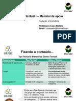 Material de Apoio_Tipologia Textual Profª Luiza Bistane Spetic
