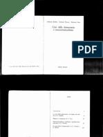 (Biblioteca Minima (Rome, Italy)) Norberto Bobbio, Giuliano Pontara, Salvatore Veca -Crisi Della Democrazia E Neocontrattualismo-Editori Riuniti (1984)