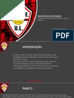 Dossier Publicidade União de Lamas