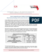 Florida TaxWatch report