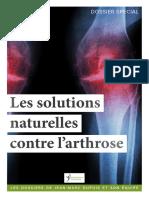 Solutions Naturelles Contre Larthrose