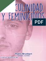 Masculinidad y feminicidios (Sp - Pedro Brunhart