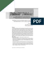DINÂMICAS SOCIOTERRITORIAIS E PRÁTICAS PROFISSIONAIS - entre chãos e gestão