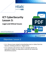 ICT CyberSecurity Lesson_3