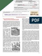 Guía No.09 Español Octavo Literatura Descubrimiento y Conquista Parte2