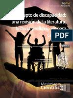 Evolución concepto Discapacidad 2020