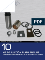 10_kit de Sujeccion Plato Anclaje