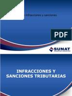 Infraccion y Sancion Tributaria