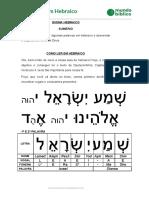 14 Como ler em Hebraico -pdf