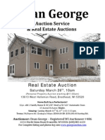 Hafeman Road Real Estate Auction