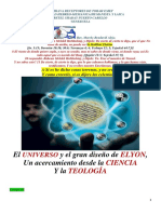 estudio 05 EL UNIVERSO EL GRAN DISEÑO DE ELYON UN ACERCAMIENTO DESDE LA TEOLOGIA Y LA CIENCIA  estudio bendavid