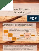 0. La Comunicazione e La Musica