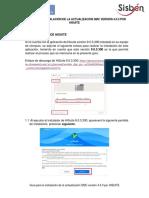 GUÍA PARA INSTALACION DMC VERSION 4.0.0