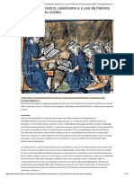 Sobre arminianismo, calvinismo e o uso da história do pensamento cristão _ Teologia Brasileira