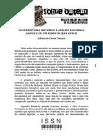 Artigo Juliana 2013