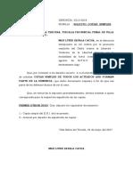 COPIAS SIMPLES  FISCAL - DECLARACIONES