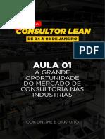 AULA 1 - Intensivão Consultor Lean - PDF
