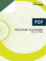 Politicas Culturais Teoria e Praxis