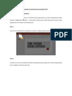 S8 Manejo de Diapositivas en PPT