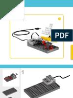 Velero con Herramientas de Lego