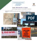 Maltratando a Língua