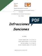 Infracciones y Sanciones Tributarias en Venezuela