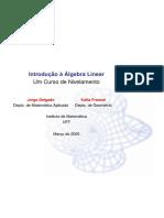 Álgebra Linear - UFF