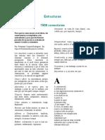 ESTRUCTURAS DE CONECTORES