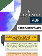 AGUILAR GUERRA, Vladimir Osman El Negocio Jurídico