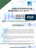 SOLUCIONES INTEGRALES DE MERCADEO