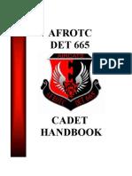 Cadet Handbook
