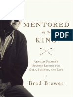 Mentored by the King by Brad Brewer, Excerpt