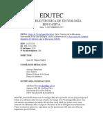Tendencias en educación en la sociedad de las TIC