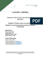 Ejercicios adicionales modelo de flujo circular y mercados 2