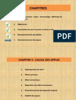 Chap 5 - Appuis
