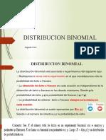 Distribucion Binomial Ok