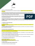 Parcial 1 Gestión de Base de Datos 2021-I